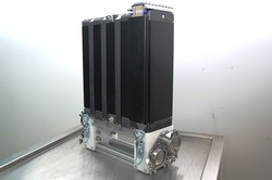// AutoStack Core 95-kW fuel cell stack after 20 month of development.